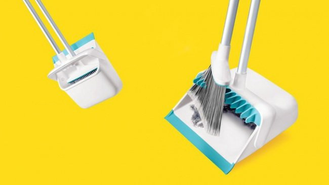 useful inventions self cleaning brush