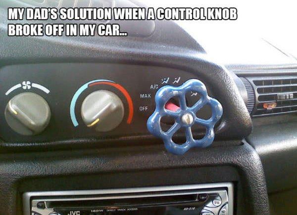 car knob replacement