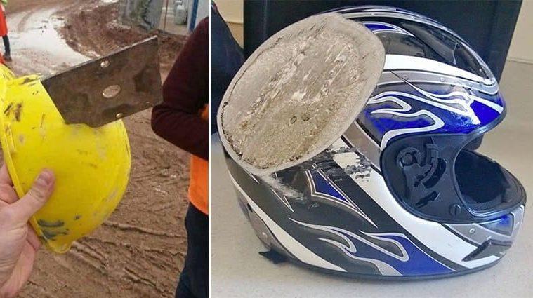damaged-broken-scratched-helmets