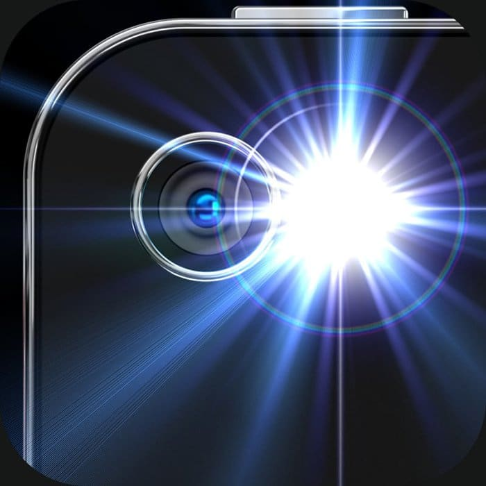 iphone features light