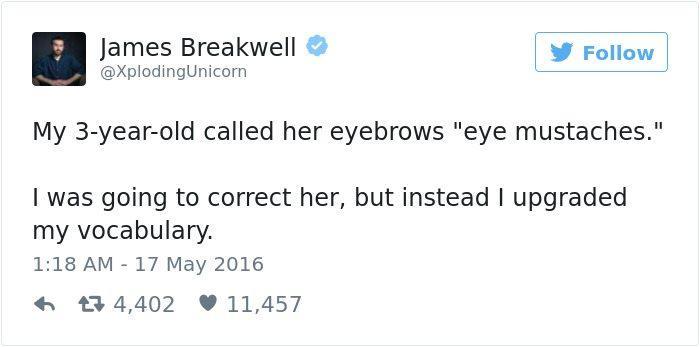 james breakwell tweets eye mustaches