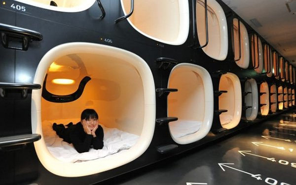 minimalist hotels