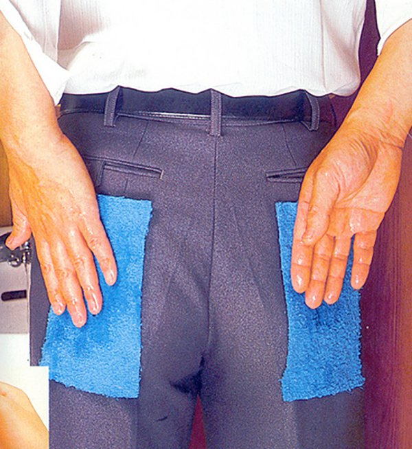napkin pants