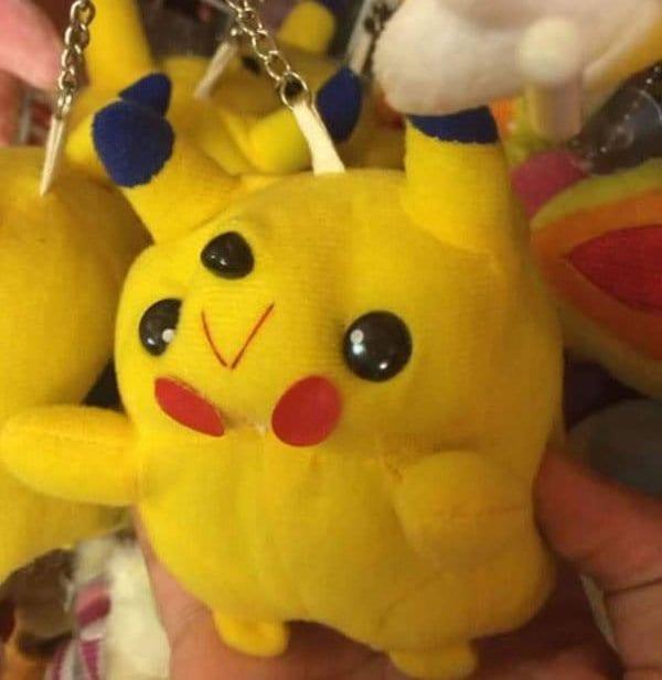 pikachu knock off