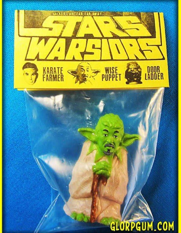 star wars knock off