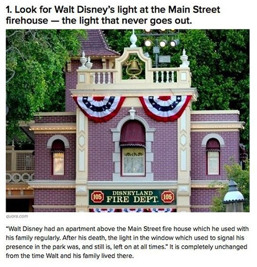 walt disneys light main street