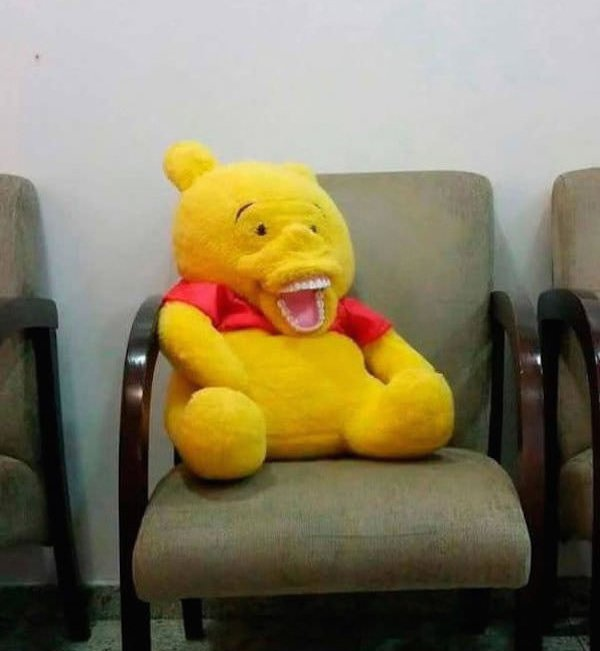 winnie the pooh knock off