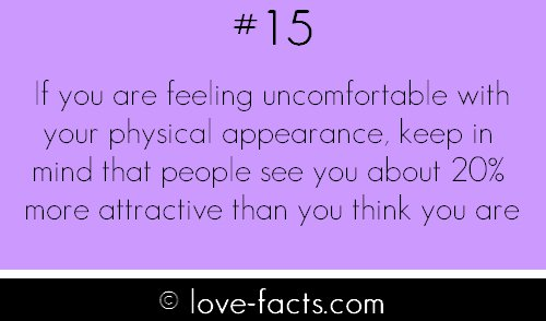 you are more attractive than you think