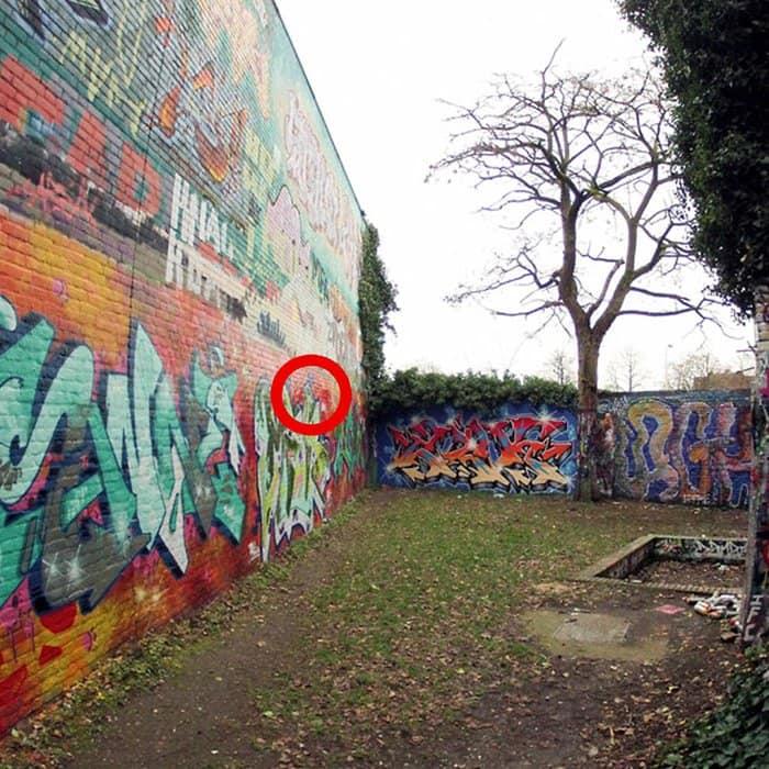 30 years graffiti peeled off doornroosje