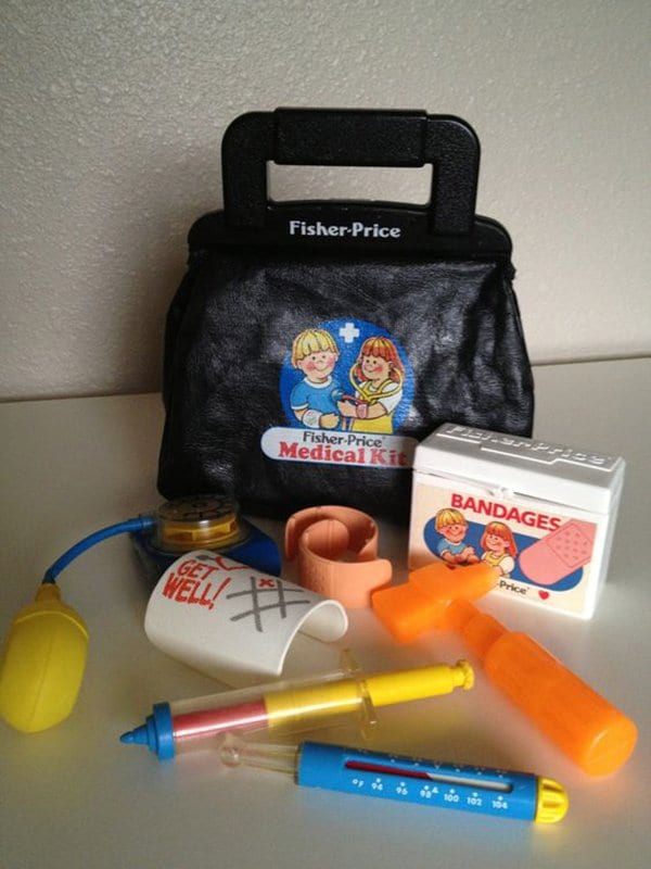 90s Nostalgia doctors kit