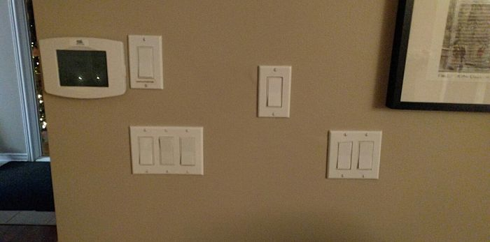 Annoying Things light switches placement