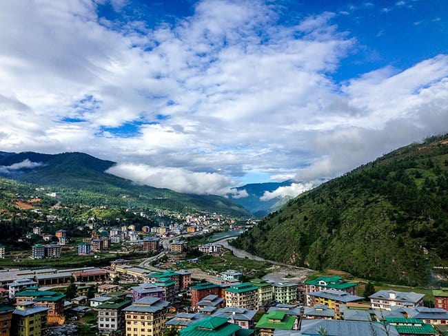 Astonishing Facts bhutan