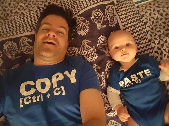 Awesome T-Shirt Pairs copy and paste