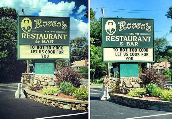 Bar And Restaurant Fails spelling mistake