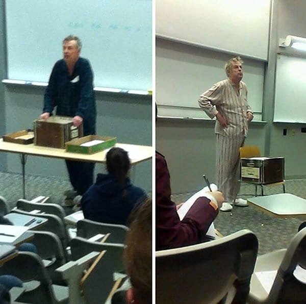 Best Teachers wearing pyjamas
