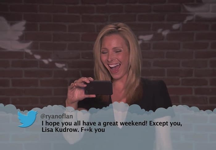 Brutal Tweets About Celebrities lisa kudrow