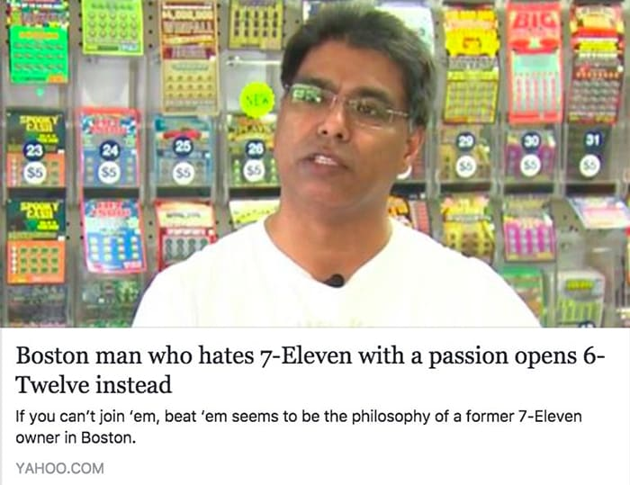 Clever People 7 eleven 6 twelve