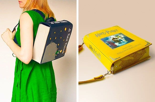 Cool Stuff bag for book lovers