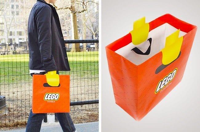 Cool Stuff lego bags