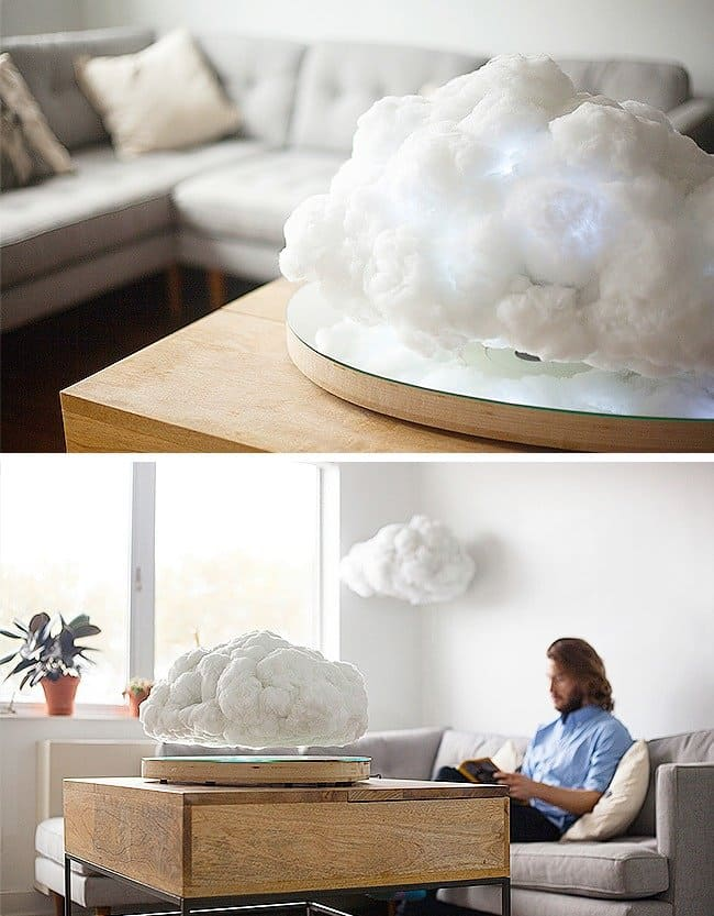 Cool Stuff night light storm cloud