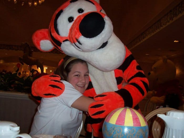 Employee Secrets Disney World tigger