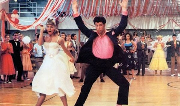 Facts About Grease sandy and danny dancing