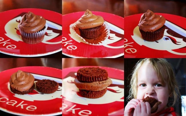 New Ways To Eat Your Favorite Snacks ultimate way to eat a cup cake