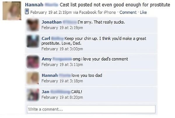 Parents Trolled Their Kids cast list posted