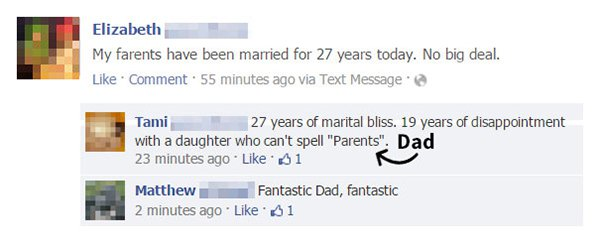 Parents Trolled Their Kids marital bliss