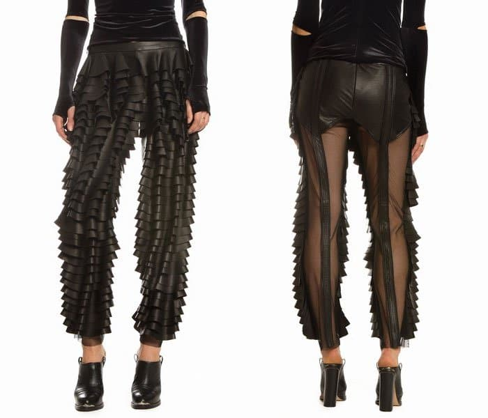 Ridiculous Clothing Items frill trousers