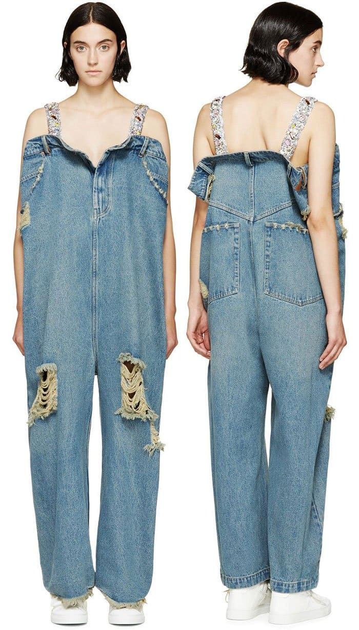 Ridiculous Clothing Items over sized jumpsuit