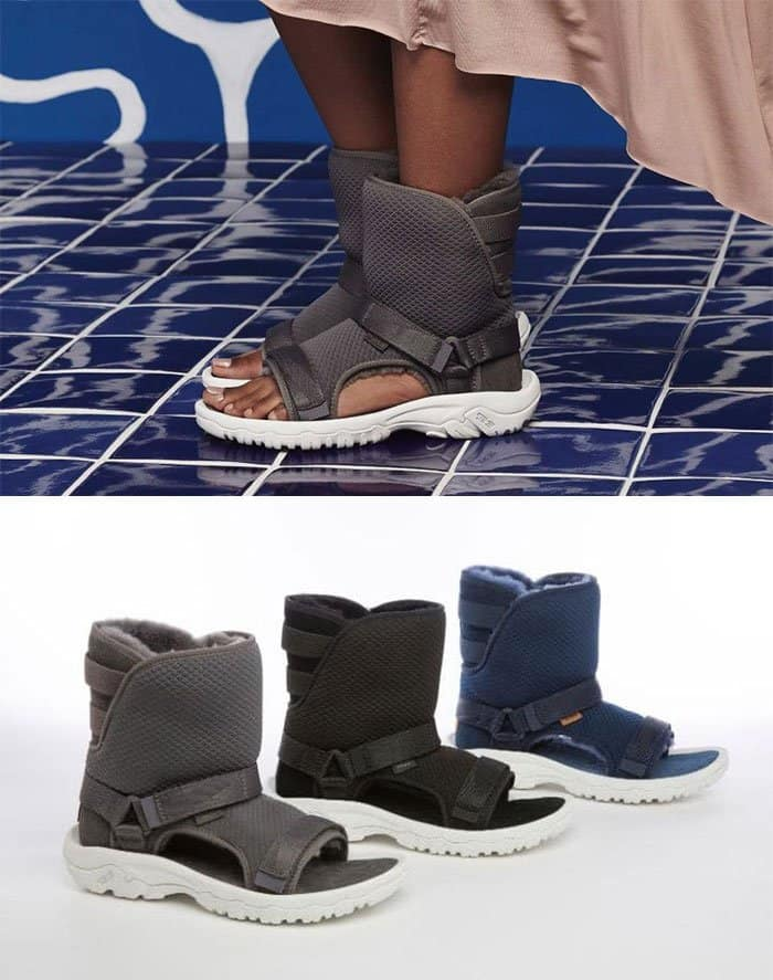 Ridiculous Clothing Items ugg sandals