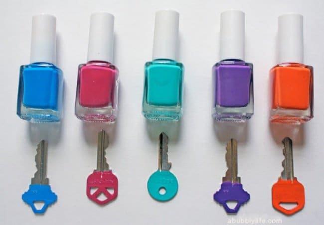 Things We Do Wrong paint keys