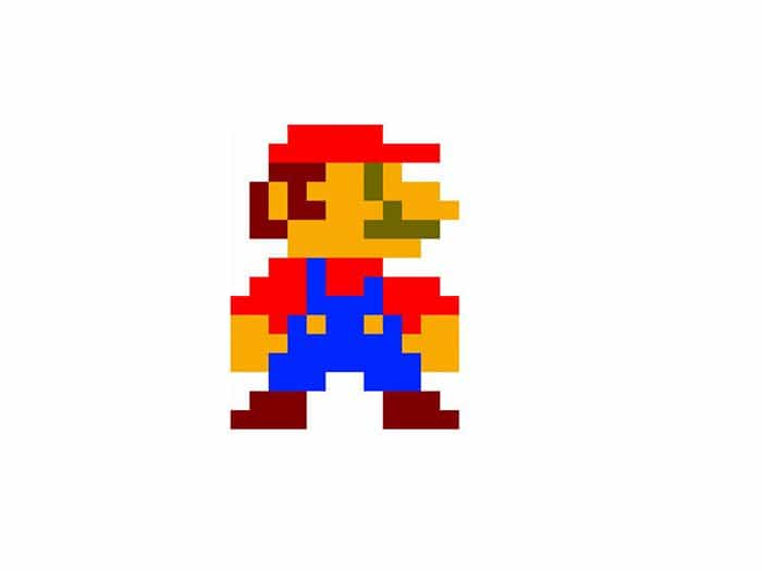 Things You Never Noticed super mario