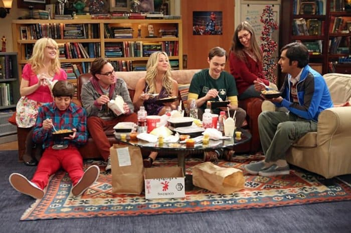 Things You Never Noticed the big bang theory