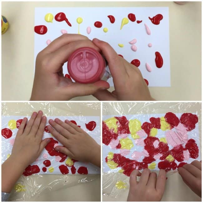 Unexpected Uses For Plastic Food Wrap fun for kids