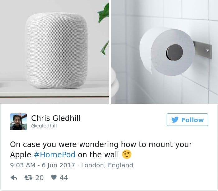 People React Hilariously To Apple S New Home Speaker