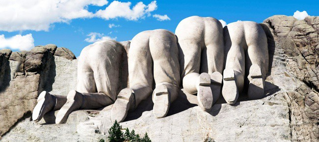 astonishing facts back of mount rushmore