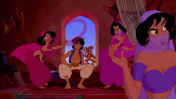 disney movie mistakes aladdin