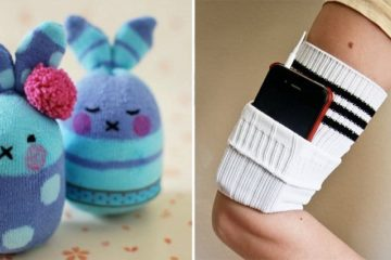 genius ideas for odd socks