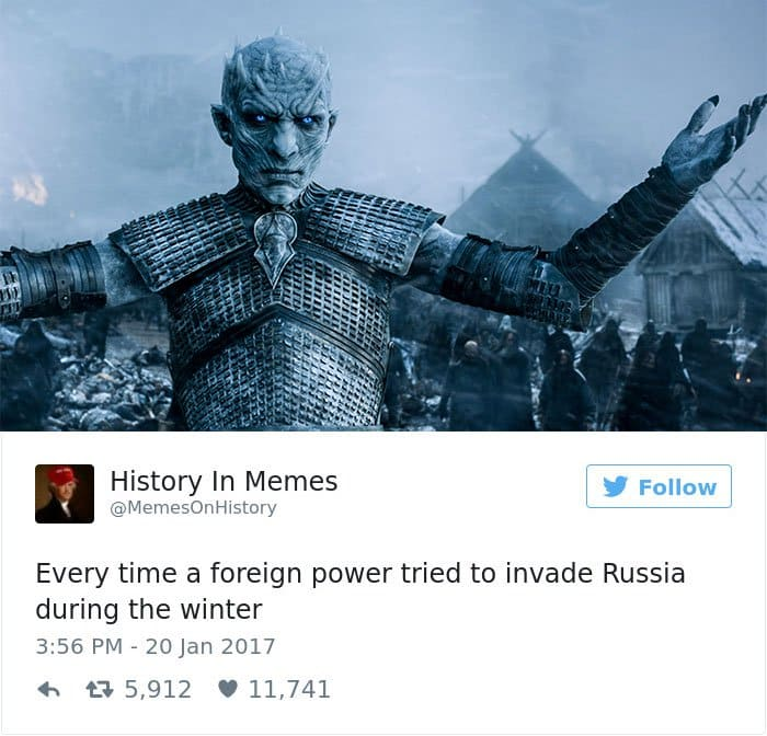 history memes foreign power invades russia
