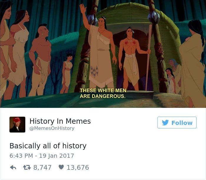 history memes these white men are dangerous