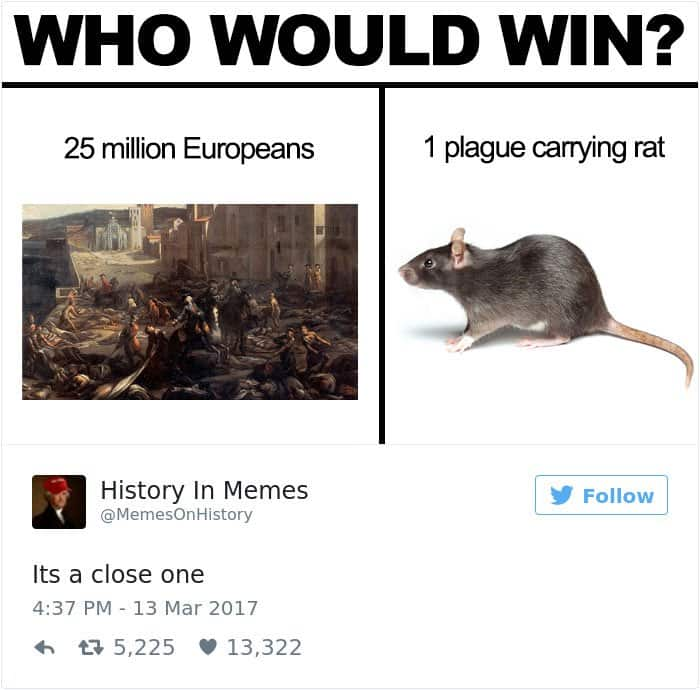 history memes who would win