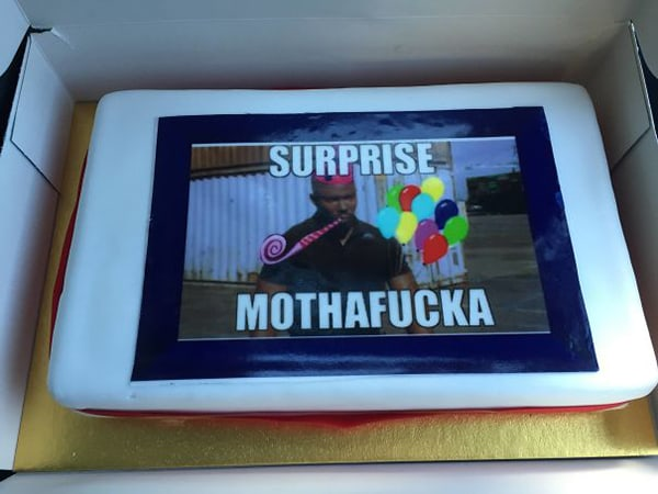 suprise birthday cake Why Being Married Is The Best