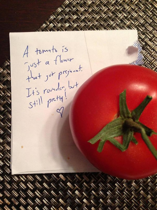 tomato is a pregnant flower Why Being Married Is The Best