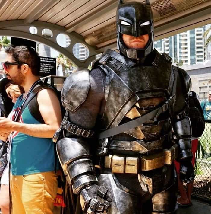Best Cosplays From San Diego Comic Con batman
