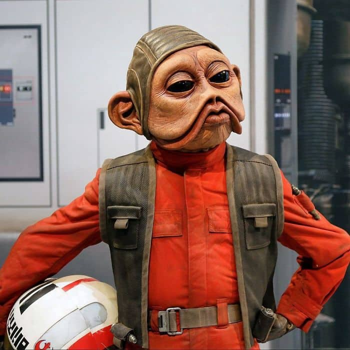 Best Cosplays From San Diego Comic Con nien nunb star wars