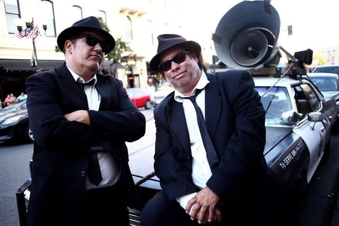 Best Cosplays From San Diego Comic Con the blues brothers