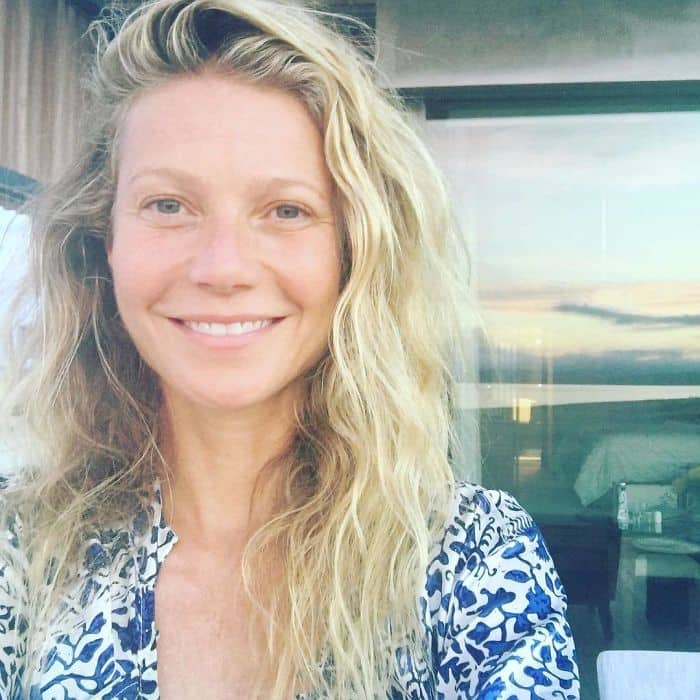 Celebrities Without Make Up gwyneth paltrow