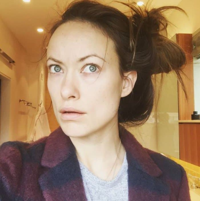 Celebrities Without Make Up olivia wilde